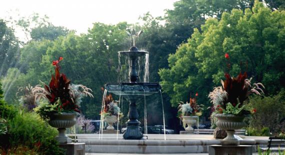 Gurgolye Fountain