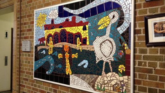Douglas Park Mosaic