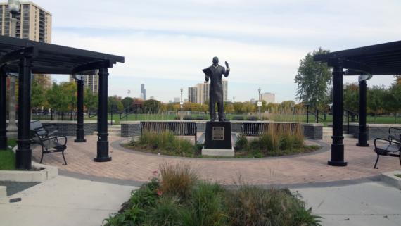 Paul Laurence Dunbar Monument