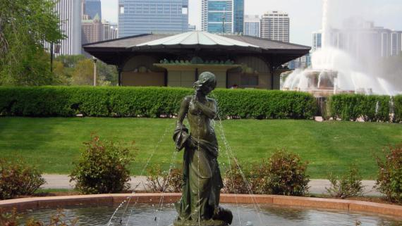 Fountain Figures