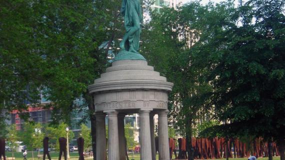 Joseph Rosenberg Fountain