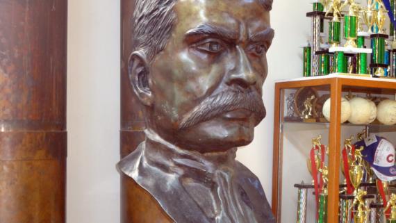 Emiliano Zapata Bust
