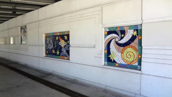 57th Street Underpass Mural