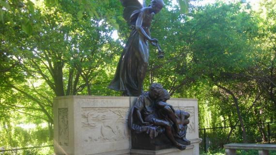 Eugene Field Memorial