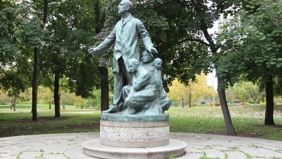 John Peter Altgeld Monument