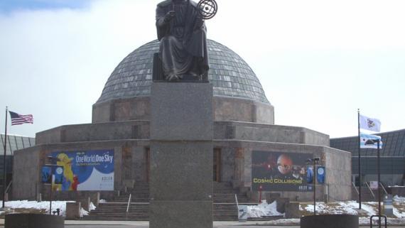 Nicolaus CopernicusMonument