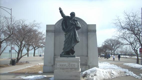 Karel Havlicek Monument