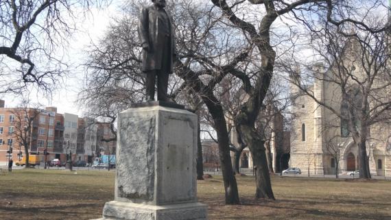 Carter Harrison Memorial