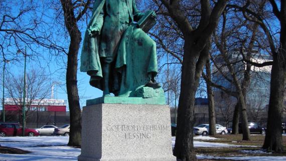 Gotthold Ephraim Lessing Monument