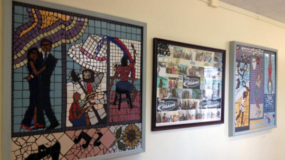 Various Mosaics
