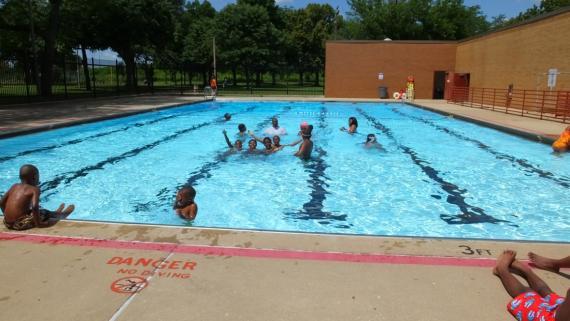 Lindblom Park Pool