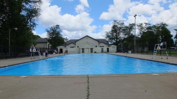 Gage Park Pool