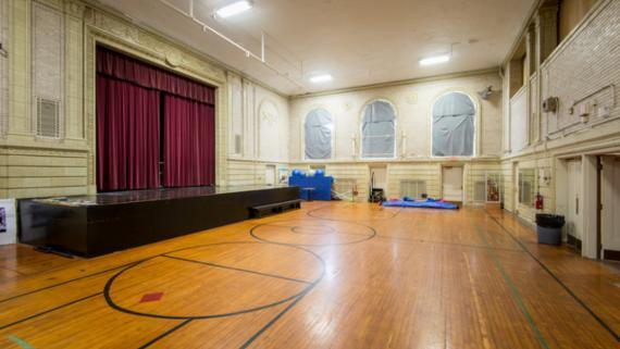 Douglass (Anna & Frederick) Park Auditorium
