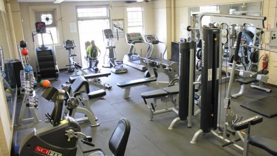 Eckhart Fitness Center