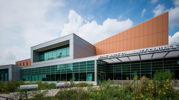 Jesse White Community Center