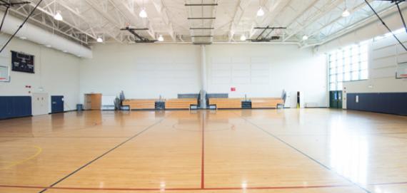 The gym at Fosco