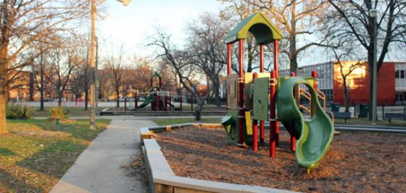 Welcome to Franklin Park!