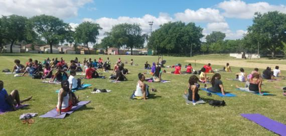Soul Yoga Fest at Fuller