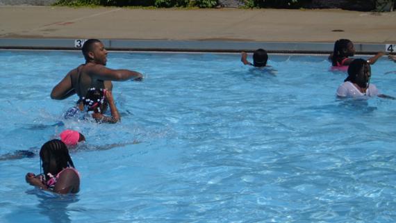 Hamilton Park Pool