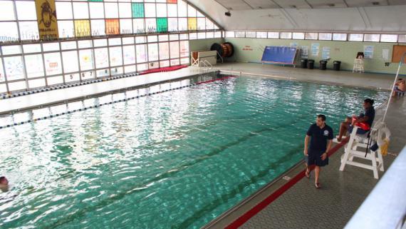 Harrison Park Pool