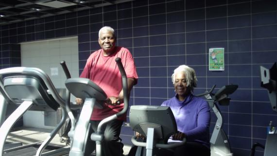 Hayes Fitness Center