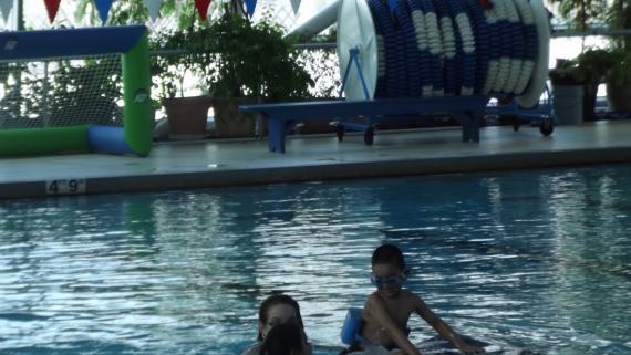 Hayes Park Pool