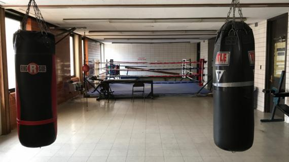 Sheridan Boxing Gym | Chicago Park District