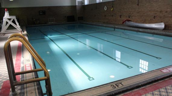 Austin Town Hall Park Pool