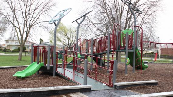 Hayes Playground