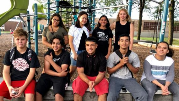 We love our KP teens!