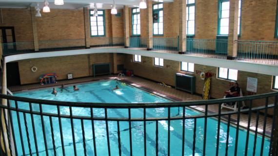 La Follette Park Pool