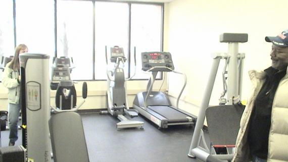 Lindblom Park Fitness Center