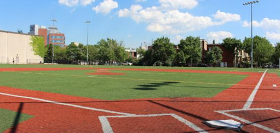 Welcome to Livingston Field Park!
