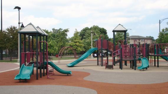 Mandrake Park playground