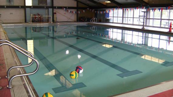 Mann Park Pool