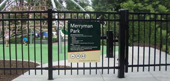Welcome to Merryman Playlot Park!
