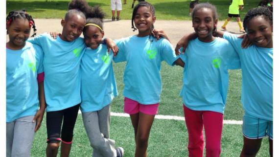Summer Day Campers at NTA