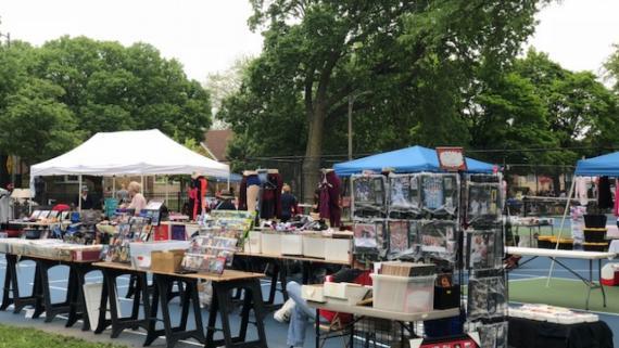 Vendor Fair.