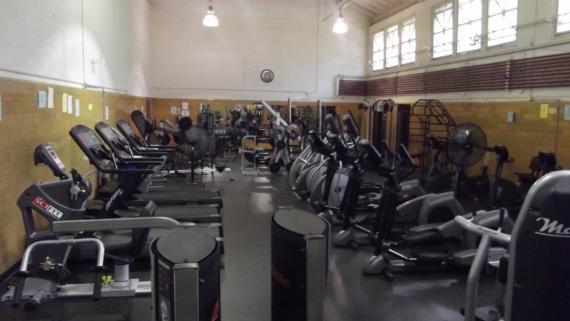 Palmer Fitness Center