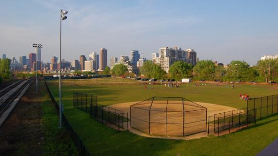 Ping Tom Baseball Fields