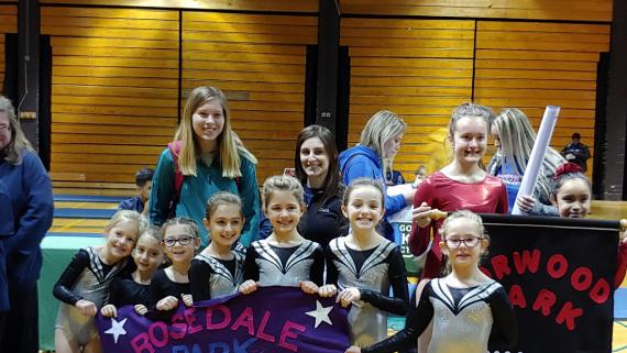 Rosedale Park Girls Gymnastics