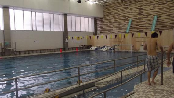 Senka Solorio High School Pool Chicago Park District