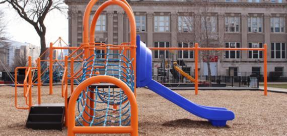 Touhy-Herbert Park playground