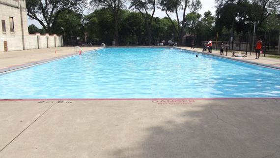 Tuley Park Pool