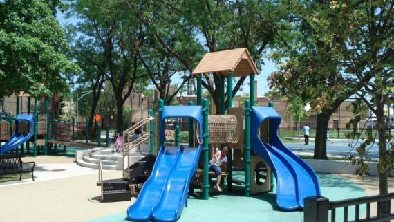 Kedvale Park Playground