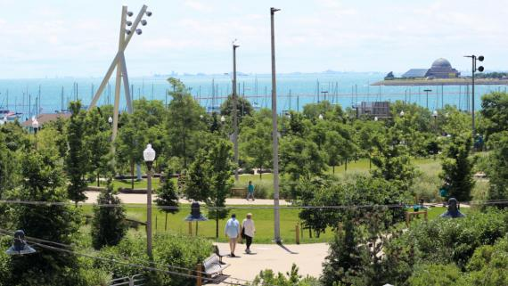 Welcome to Maggie Daley Park!
