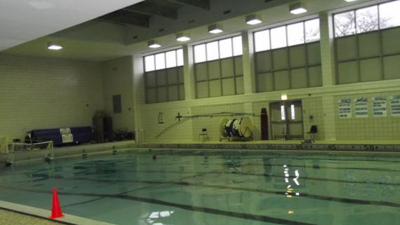 Wentworth (Kennedy High School Pool) | Chicago Park District
