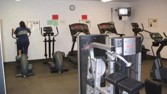 West Lawn Fitness Center