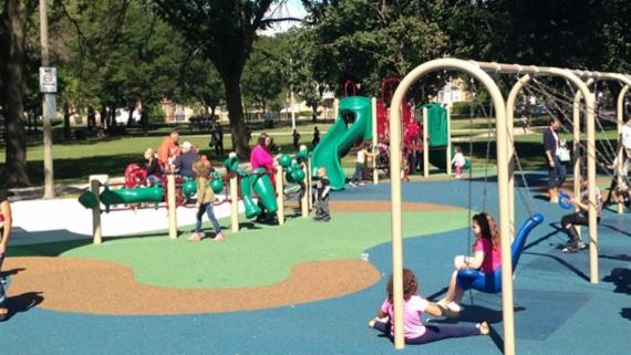 Shabbona Playground
