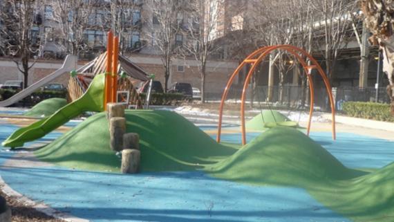 Coliseum Playground
